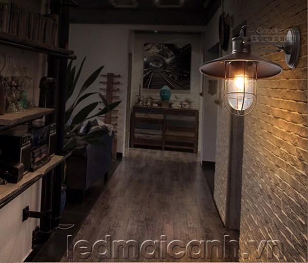 đèn ốp tường, đèn ốp tường nghệ thuật, đèn ốp tường đẹp