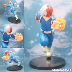 Enter The Hero Shoto Todoroki Figure