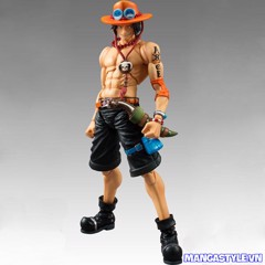 Variable Action Heroes Portgas D. Ace Action Figure
