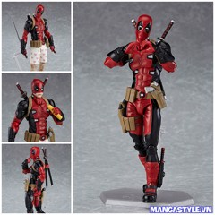 Figma Deadpool DX Ver.