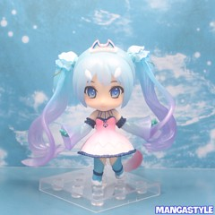 Figure Snow Miku 2