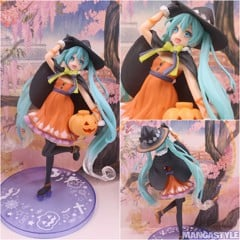 Figure Hatsune Miku 2nd Season Halloween Ver.