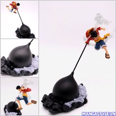 Figure Monkey D. Luffy Gear 3 Elephant Gun