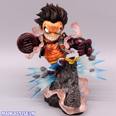 GK Monkey D. Luffy Gear 4 Excellent Model Limited