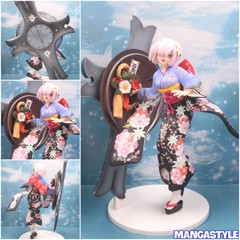 Mash Kyrielight: Kimono Ver. Grand New Year 1/7 Scale Figure