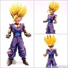 Master Stars Piece The Son Gohan Special Color Ver