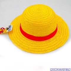 Mũ Cosplay Monkey D. Luffy