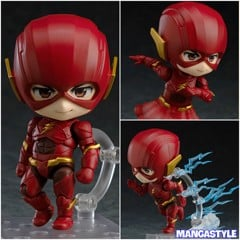 Nendoroid Flash: Justice League Edition