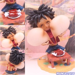 One Piece Monkey D. Luffy Happiness Ver