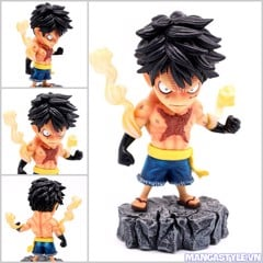 One Piece Underworld Monkey D. Luffy Figure