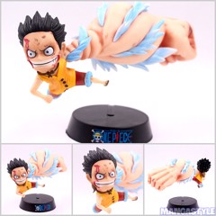P.O.P DX One Piece Monkey D. Luffy Big Hand Ver