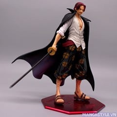 Excellent Model POP DX Red Haired Shanks 1/8 Complete Figure