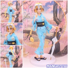 Ruler/Jeanne d'Arc: Yukata Ver. 1/8 Scale Figure