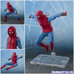 S.H.Figuarts Spider-Man (Homemade Suit Ver.)