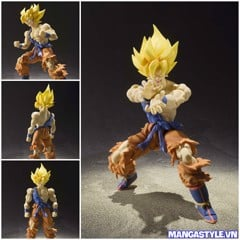 S.H.Figuarts Super Saiyan Son Goku (Warrior Awakening)