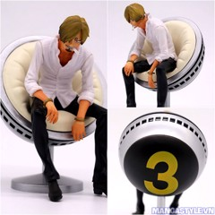 Sanji The Grandline Series Vinsmoke Family Vol 1