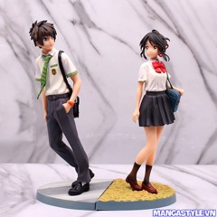 Taki and Mitsuha 1/8 Scale Figures