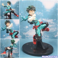 The Amazing Heroes Vol. 1 Izuku Midoriya