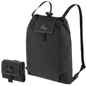ROLLYPOLY BACKPACK (Black)
