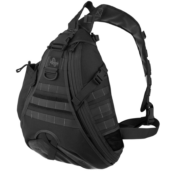 Balo Maxpedition Monsoon Gearslinger - Black