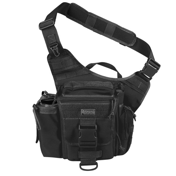 Túi Maxpedition JUMBO VERSIPACK - Black