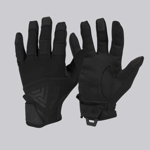 HARD GLOVES - Black