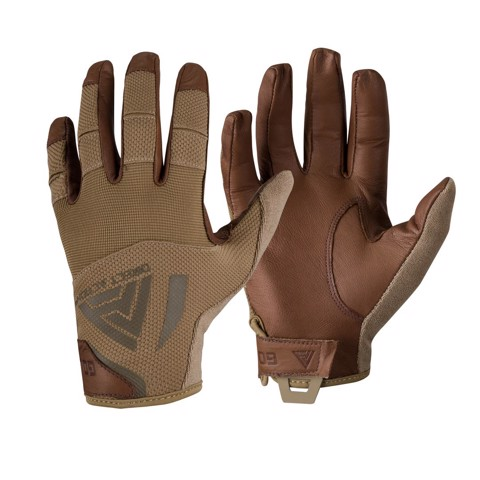 Găng tay HARD GLOVES® - LEATHER - Coyote Brown