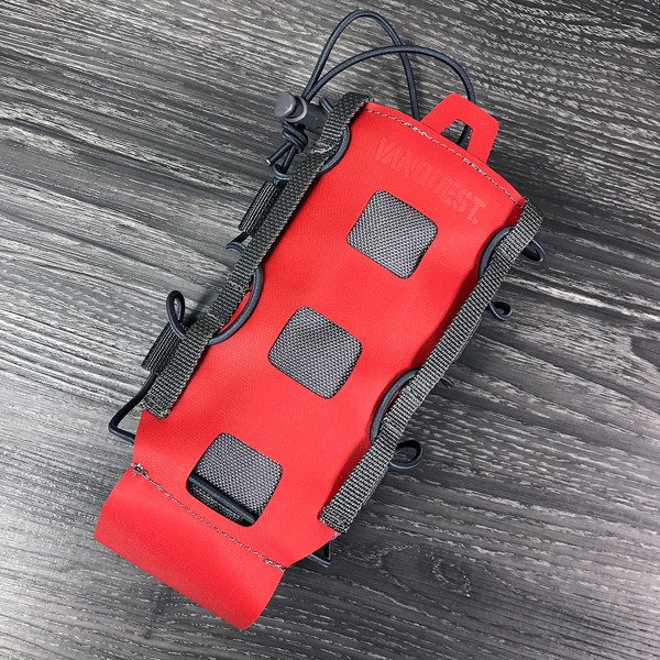 Pouch VANQUEST HYDRA Water Bottle Holder - Red