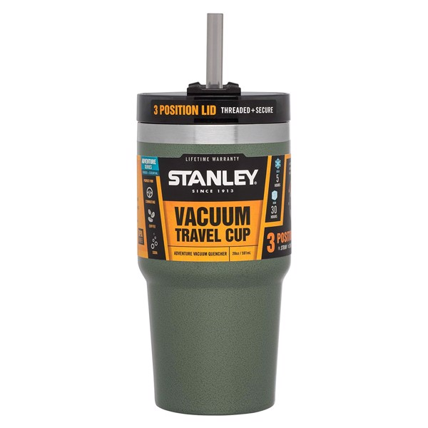 Bình Giữ Nhiệt STANLEY ADVENTURE QUENCHER TRAVEL TUMBLER