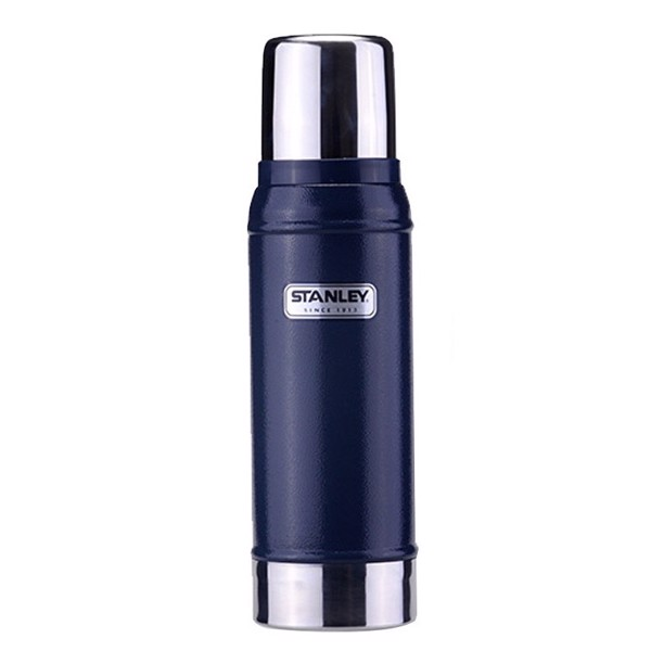 Stanley Legendary Classic Vacuum Bottle 750ml - Navy