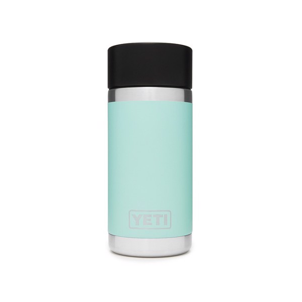 RAMBLER 12 OZ BOTTLE WITH HOTSHOT CAP - Seafoam