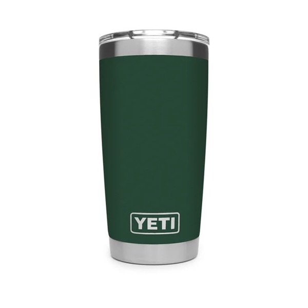 Bình Giữ Nhiệt YETI RAMBLER 20 OZ TUMBLER WITH MAGSLIDER LID - NORTHWOODS GREEN
