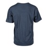 LEGACY POP TEE - NAVY HEATHER