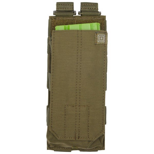 Pouch AR BUNGEE/COVER SINGLE - Tac OD