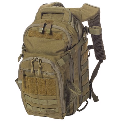 Balo 5.11 Tactical ALL HAZARDS NITRO 21L - Tac OD
