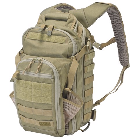 Balo 5.11 Tactical ALL HAZARDS NITRO 21L - Sanstone