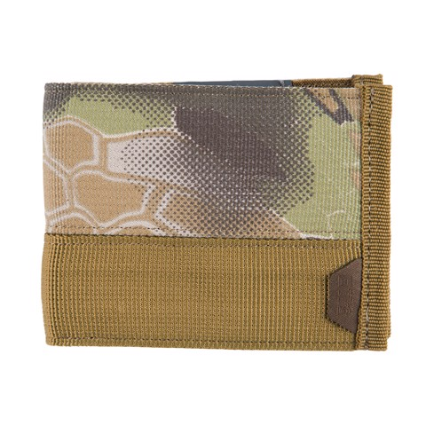 TRACKER BIFOLD WALLET - Kryptek Highlander