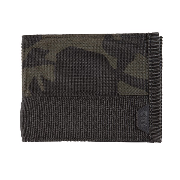 TRACKER BIFOLD WALLET - MultiCam Black