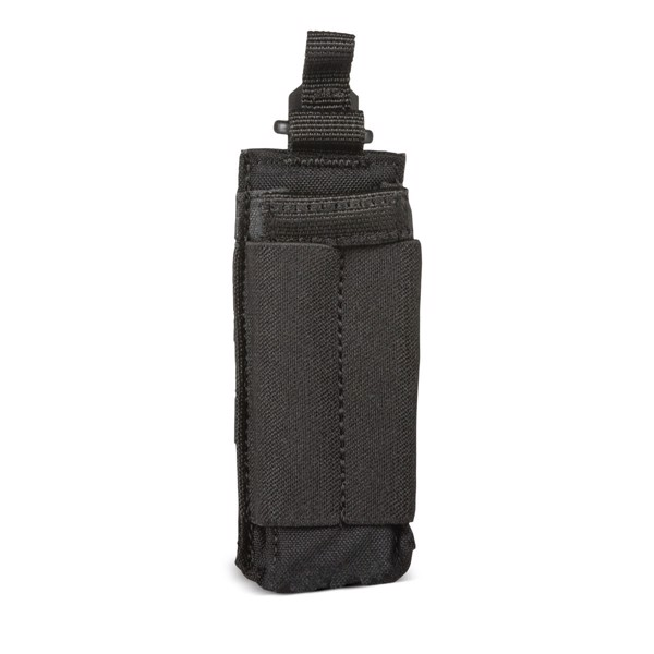 FLEX SINGLE PISTOL MAG POUCH - Black