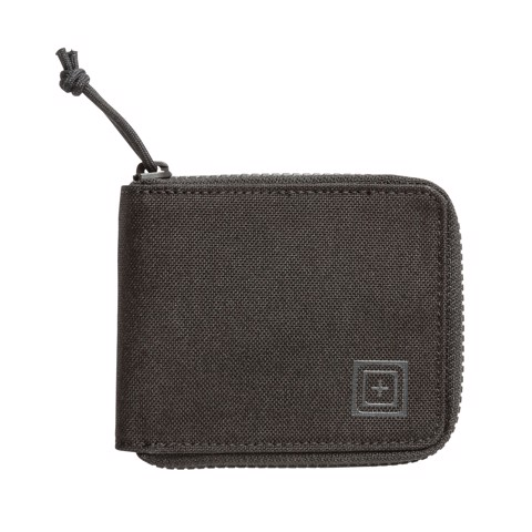 LOCK DOWN WALLET - Black