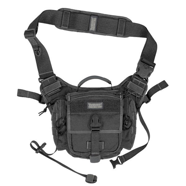 Túi VANQUEST TOLCAT 2.0 VPacker Gear Bag - Black