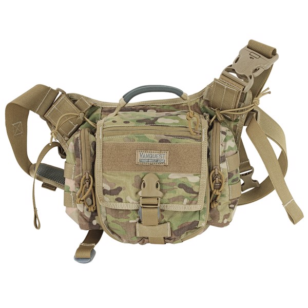 Túi VANQUEST TOLCAT 2.0 VPacker Gear Bag - Multicam