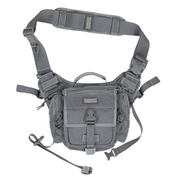 Túi VANQUEST TOLCAT 2.0 VPacker Gear Bag - Wolf Grey