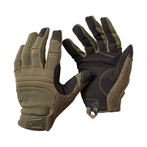 COMPETITION SHOOTING GLOVE - Ranger Green