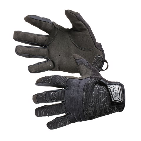 COMPETITION SHOOTING GLOVE - Black