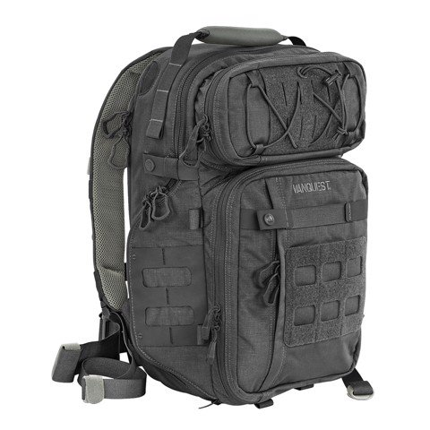 Balo VANQUEST TRIDENT-21 (Gen-3) Backpack - Black