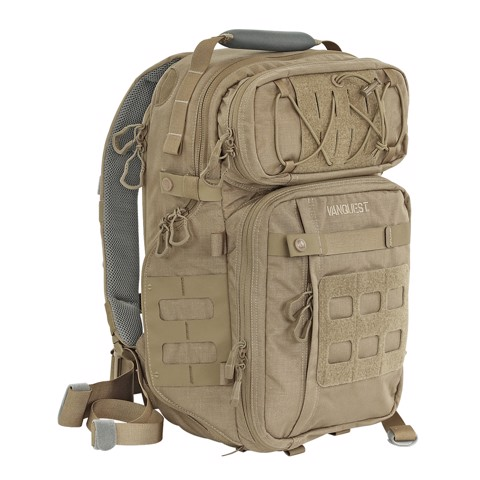 Balo VANQUEST TRIDENT-21 (Gen-3) Backpack - Coyote Tan