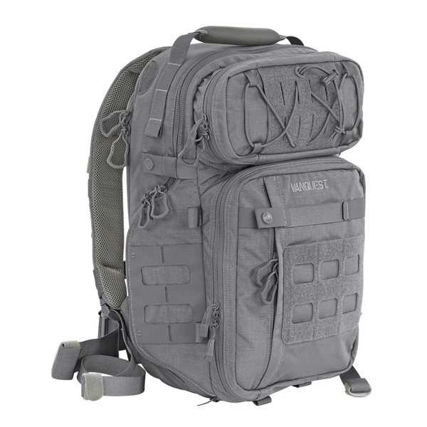 Balo VANQUEST TRIDENT-21 (Gen-3) Backpack - WolfGrey