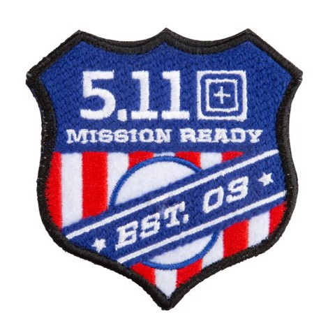 MISSION READY PATCH - ONLINE EXCLUSIVE