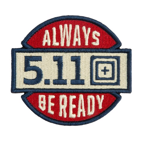 ALWAYS BE READY PATCH - ONLINE EXCLUSIVE